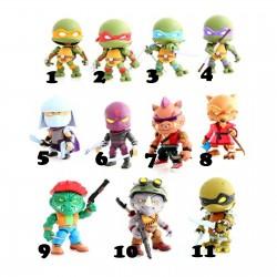 Las Tortugas Ninja (TMNT)...