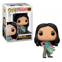 POP! Mulan - Mulan Village