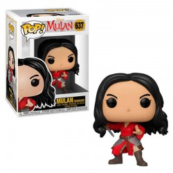 POP! Mulan - Mulan Warrior