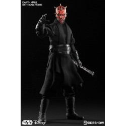 Star Wars - Darth Maul Duel...
