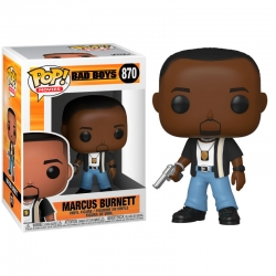 POP! Bad Boys - Marcus Burnett