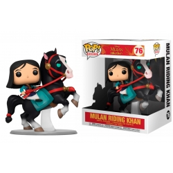 POP! Mulan - Mulan Riding Khan