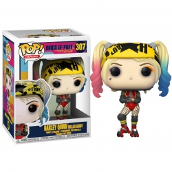 POP! Birds of Prey - Harley...