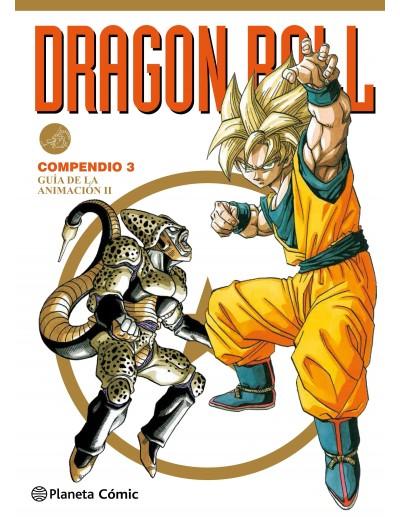 DRAGON BALL COMPEDIO 3 DE 4