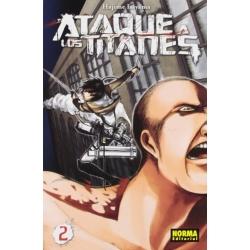 Ataque a los Titanes, Vol 02