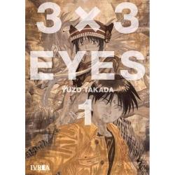3x3 Eyes 01