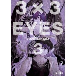 3x3 Eyes 03