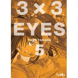 3x3 Eyes 05