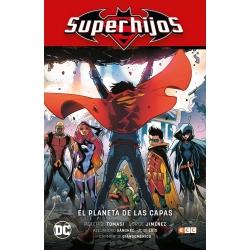 Superhijos - El Planeta de...