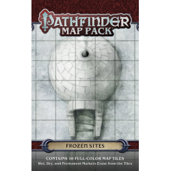 Pathfinder Map Pack: Frozen...