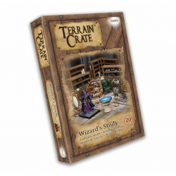 Terrain Crate: Wizard´s Study