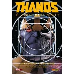 Thanos - El Conflicto del...