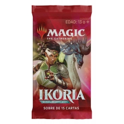 Magic Ikoria, Mundo de...