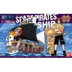 One Piece - Spade Pirates...