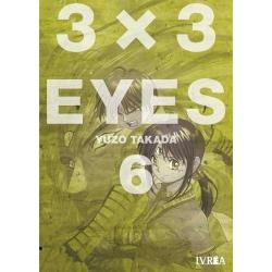 3x3 Eyes 06