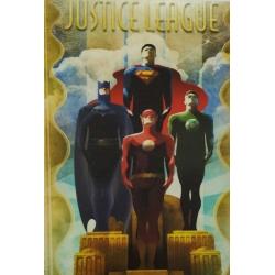 DC Comics Justice League...