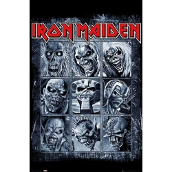 Póster Iron Maiden Eddies...