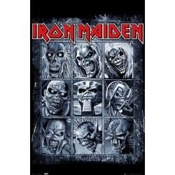 Póster Iron Maiden Eddies...