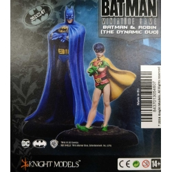 Knight Models Batman...