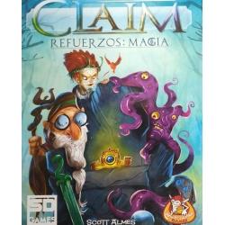 Claim Refuerzos: Magia...