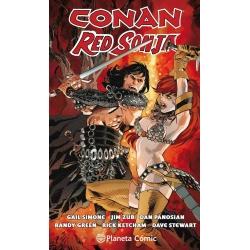 Conan y Red Sonja