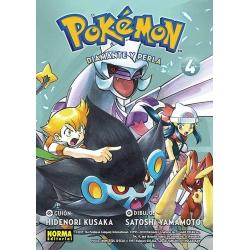 Pokémon 20: Diamante y...