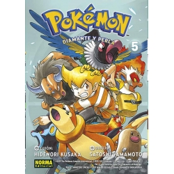 Pokémon 21: Diamante y...