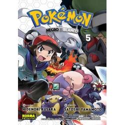 Pokémon 30: Negro y Blanco 05