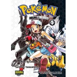 Pokémon 26: Negro y Blanco 01