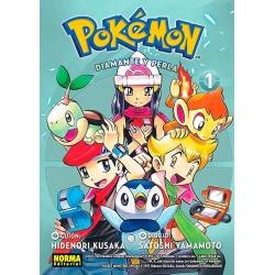 Pokémon 17 Diamante y Perla 01