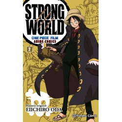 One Piece Film Strong World...
