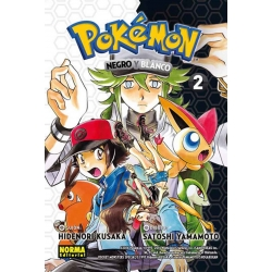 Pokemon 27 Negro y Blanco 2