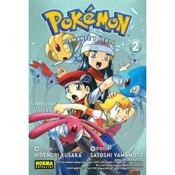 Pokemon 18 Diamante y Perla 2