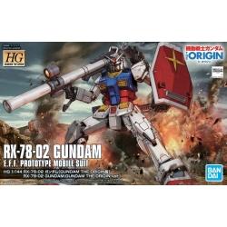 1/144 HG Origin RX-78-02