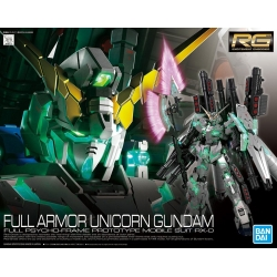 1/144 RG Full Armor Unicorn...