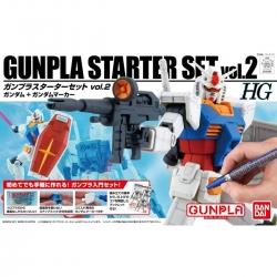 1/144 HGUC Gunpla Starter...