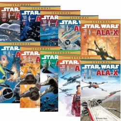 Star Wars Leyendas: Ala-X...