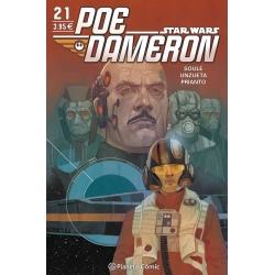 Star Wars: Poe Dameron 21...