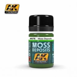 AK 676 - Moss Deposit