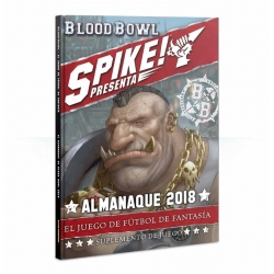 Blood Bowl Spike Almanaque...