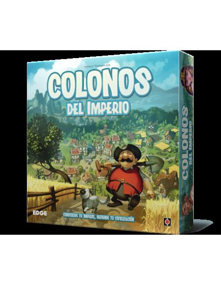 COLONOS DEL IMPERIO