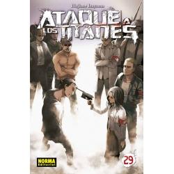 Ataque a los Titanes 29