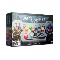 Warhammer 40.000: Paints +...
