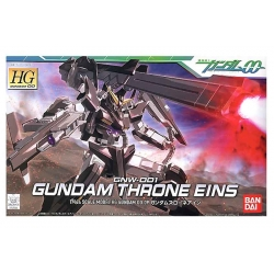 1/144 HG00 Gundam Throne Eins