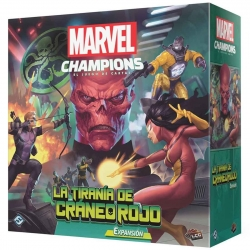 Marvel Champions La Tiranía...