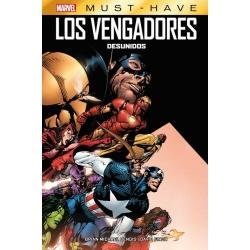 Los Vengadores Desunidos...
