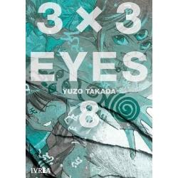 3x3 Eyes 08