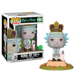 POP! Rick and Morty 694 -...