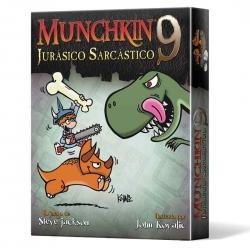 Munchkin 9 - Jurásico...