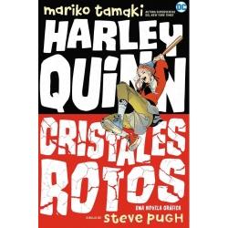 Harley Quinn - Cristales Rotos